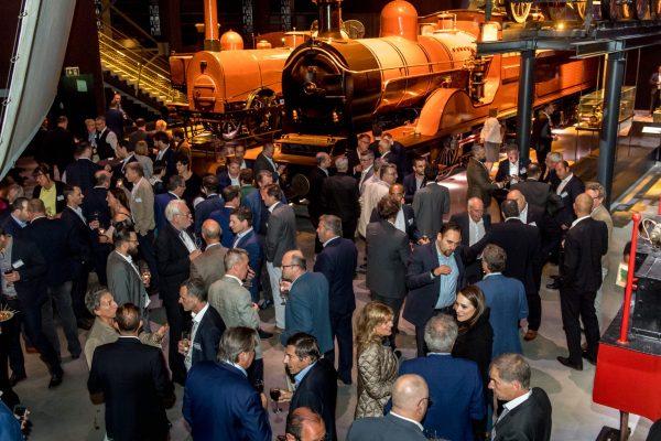 musée de trainworld, organisation d'un événement b2b