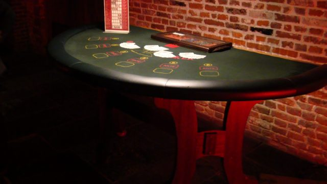 casino party, personeelsfeest