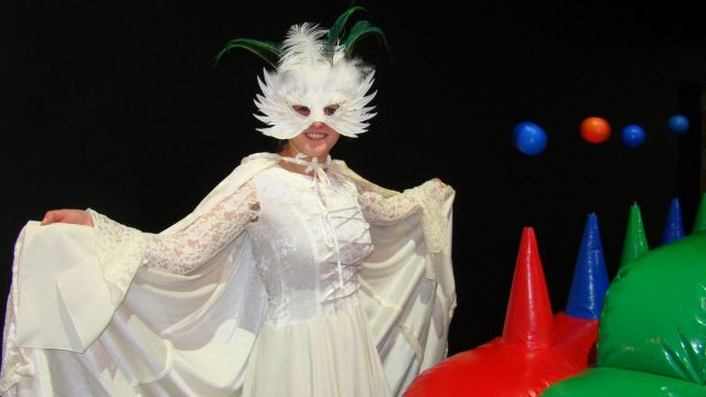 la princesse de l'air, fête de Saint-Nicolas