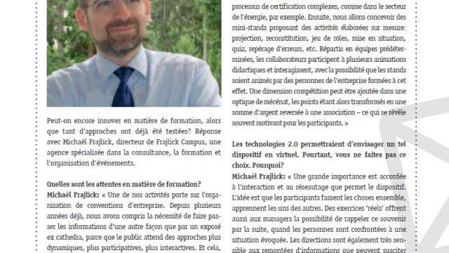 article magazine peoplesphere sur concept mission information