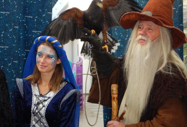 Merlijn en het Kasteel der Prinsen en Prinsessen, Sinterklaasfeest