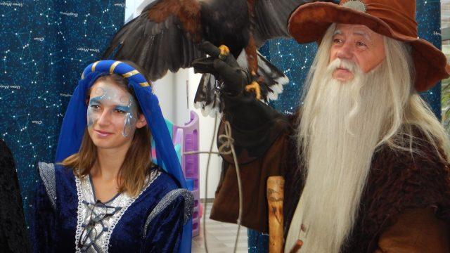 merlin et le château des princes et princesses, fête de Saint-Nicolas